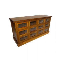 Buffet 12 tiroirs