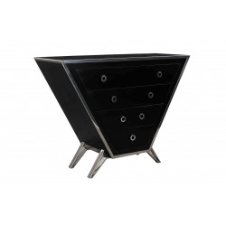 Commode Bourget noir
