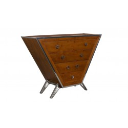 Commode Bourget noyer