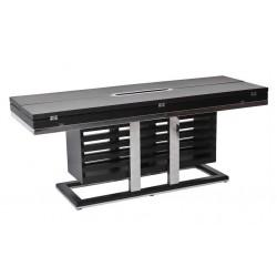 Table basse Madison noir mat