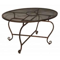 Table Ovale Esterel