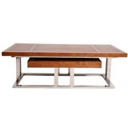 Grande table basse Pirogue