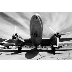Décollage avion passager 1940