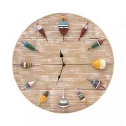 Horloges flotteurs