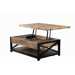 Table basse relevable...