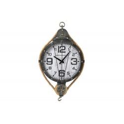 Horloge poulie
