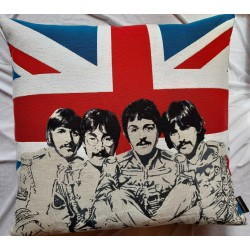 Coussin The Beatles