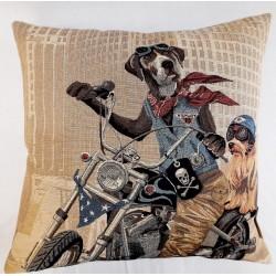 Coussin Bikerdogs Driving