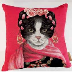 Coussin Earring Cat Scarf...
