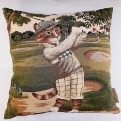 Coussin Golf Cat Swing