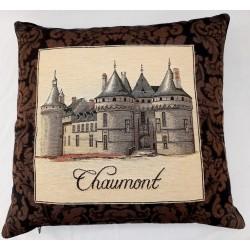 Coussin Chateaux Chaumont