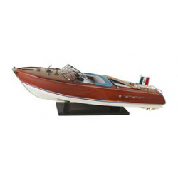 Réplique bateau \ canot moteur