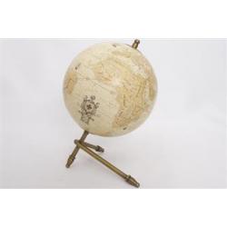 Globe support barre