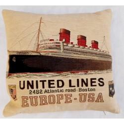 Coussin Titanic United