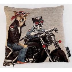 Coussin Bikersdogs Driving