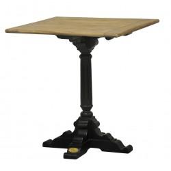 Table bistrot carré De kercoet