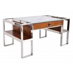 Table basse Aston noyer