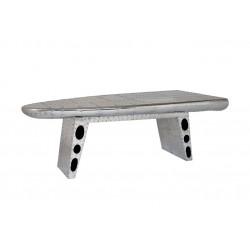 Table basse simple alu WING