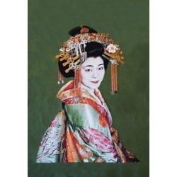 Tenture Geisha 95 x 140